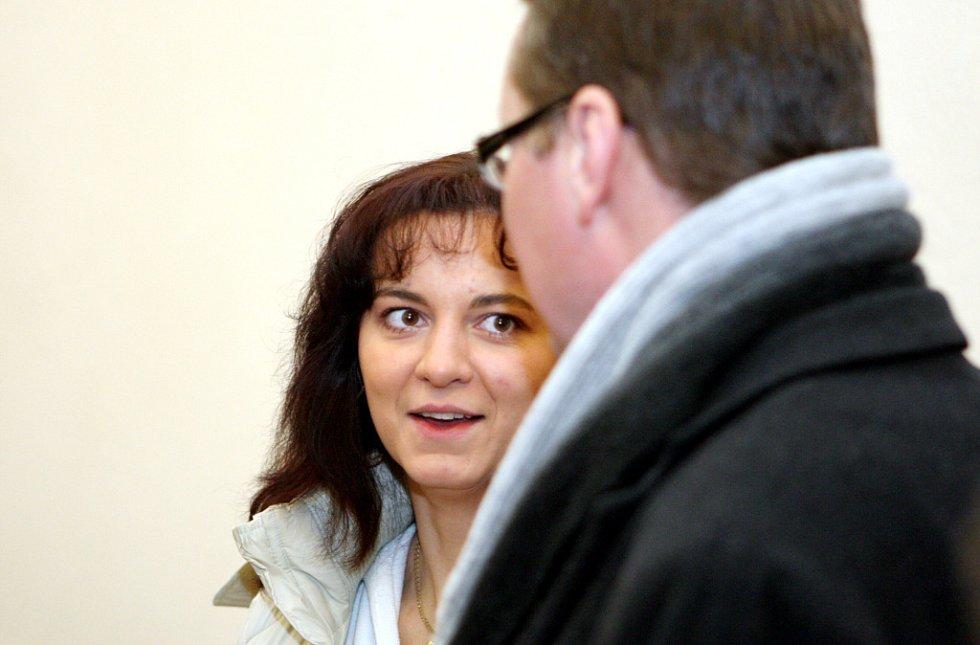 Jaroslava Trojanová.