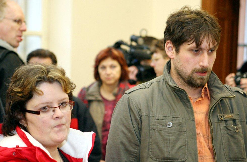 Jaroslava Čermáková a Jan Čermák.