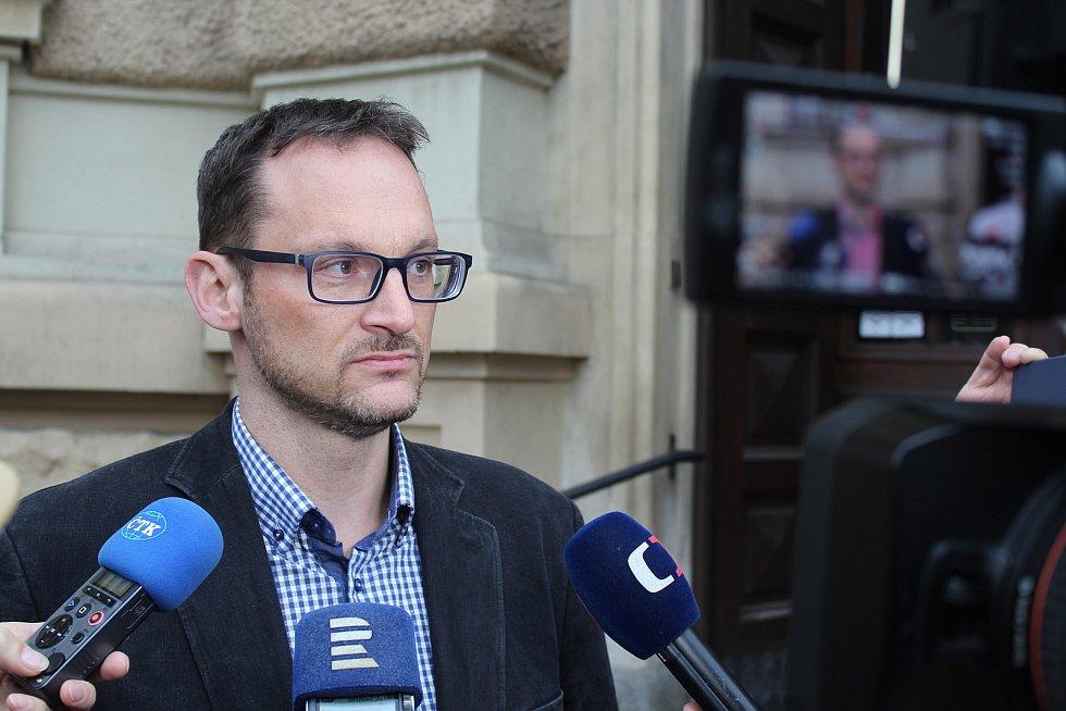 Státní zástupce Radek Mezlík