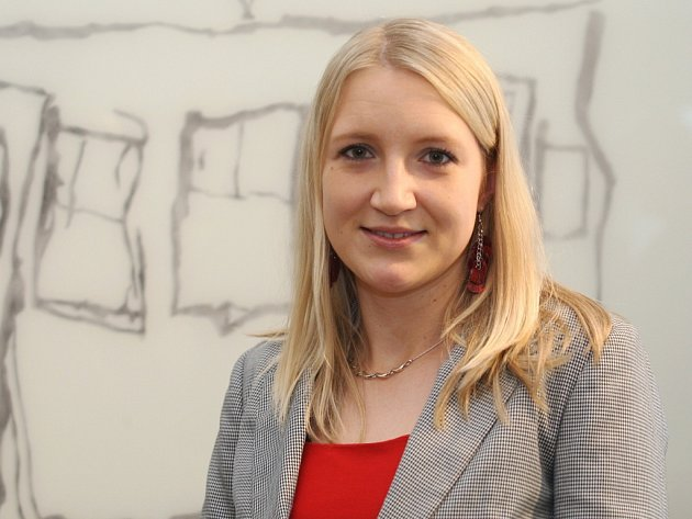Tisková mluvčí brněnského dopravního podniku Linda Hailichová.