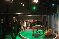 Nové televizní studio Brno České televize se slavnostně otevřelo hostům z řad umělců i politiků, a to v areálu někdejšího Zetoru v Brně-Líšni v Trnkově ulici.
