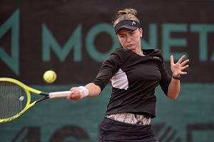 Česká tenistka Barbora Krejčíková se dostala do první stovky světového žebříčku.