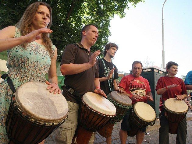 Ghettofest v Brně.