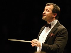 Šéfdirigent brněnské opery Marko Ivanović.