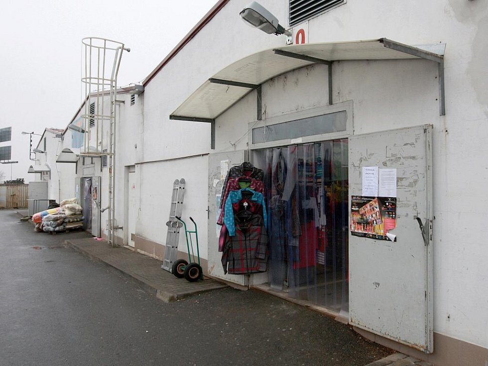 Tržnice v brněnské Olomoucké ulici je od úterka přístupná veřejnosti.