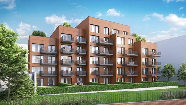 Na Úvoze postaví nový bytový dům. Vznikne v něm jednatřicet bytů