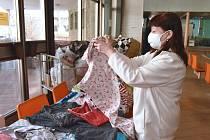 Ve sbírce organizované brněnským magistrátem se vybralo pro Dětskou nemocnici 12 500 dětských pyžam.
