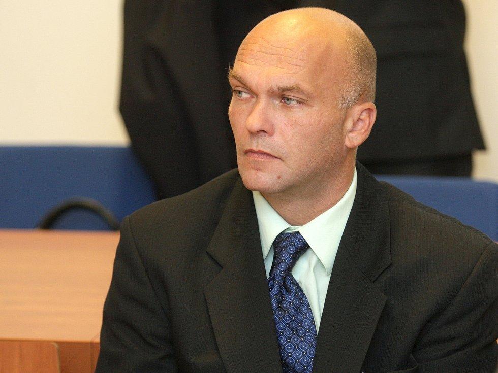 Policista Jiří Zemánek.