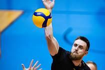 Volejbalisté Brna sehráli se suverénem soutěže vyrovnanou partii.