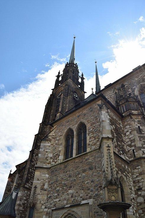 Katedrála svatého Petra a Pavla na Petrově.