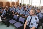Akce Na Dřeň s PČR - zápis do registru dárců kostní dřeně.