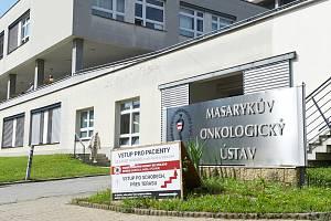 Masarykův onkologický ústav v Brně.
