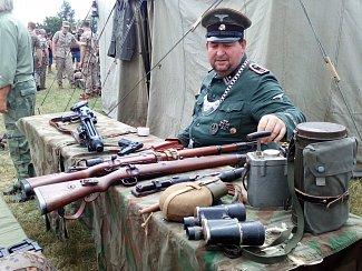 Sobotní Army Park Fest v Ořechově na Brněnsku.