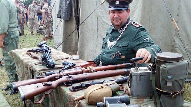 Legendární německý kulomet rachotí jako šicí stroj. Rudá armáda dobyla Brno