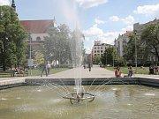 Centrum Brna chrání před hlukem z malého dopravního okruhu park Koliště. Zároveň obklopuje prostor mezi Janáčkovým a Mahenovým divadlem. Ke známým stavbám přímo v parku patří Zemanova kavárna a Dům umění.