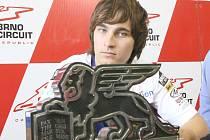 Brněnský motocyklový závodník Karel Abraham byl v roce 2010 poslední český jezdec, který dosáhl na vítězství v některém závodě mistrovství světa.