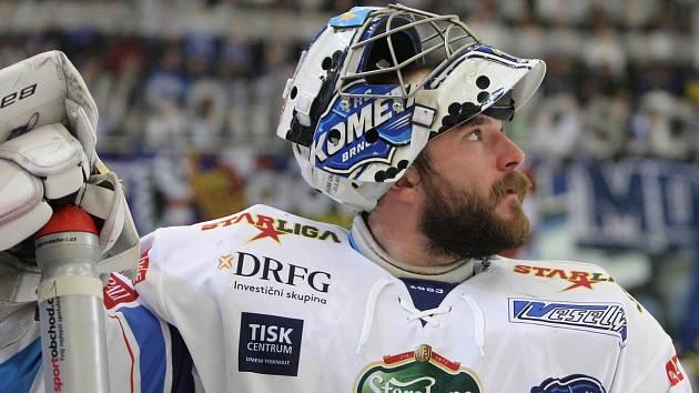 Gólman Marek Čiliak.
