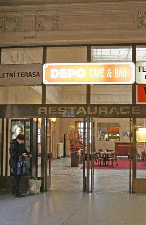 Brněnská restaurace Secese.