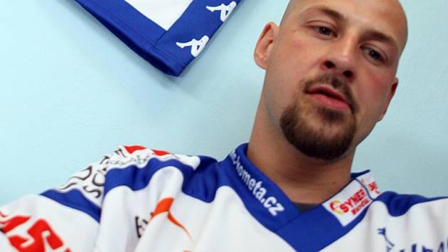 Hokejista Kamil Brabenec.