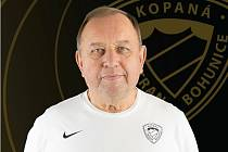 Předseda fotbalového klubu Tatran Bohunice Lubomír Němec.