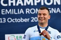 Pátý den mistrovství Evropy ve Fiorenzuola d'Arda přinesl brněnské Dukle zlato ve sprintu jednotlivců do 23 let, které získal Martin Čechman.