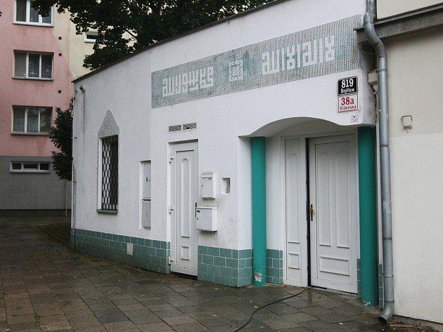 Brněnská mešita ve Vídeňské ulici.