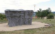 Nový park Pod Plachtami v brněnském Novém Lískovci.