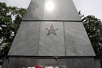 Památník Rudé armády v Králově Poli.