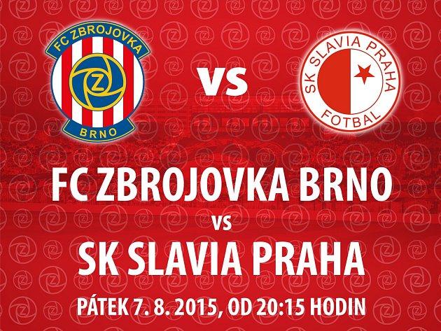 Soutěž o lístky na zápas Zbrojovky proti Slavii.
