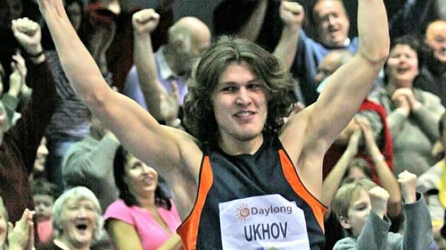 Pátý ročník Moravské výškařské tour ozdobí ruský skokan Ivan Uchov.