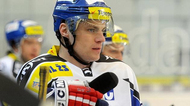 Útočník brněnské Komety Petr Hubáček odchází z Finska.
