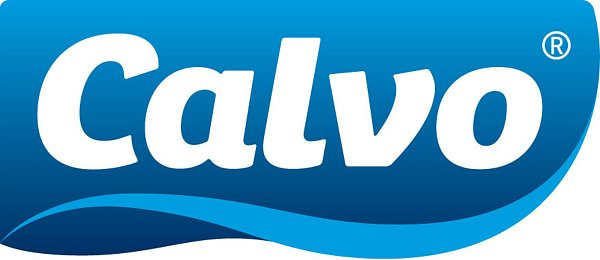 Logo společnosti Calvo.
