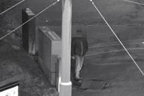 Kamery v brněnských ulicích v uplynulém týdnu opět pomohly brněnským strážníkům k dopadení sprejera.