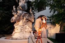 V sobotu uvedlo Městské divadlo Brno premiéru muzikálu Napoleon aneb Aalchymie štěstí na Biskupském dvoře.