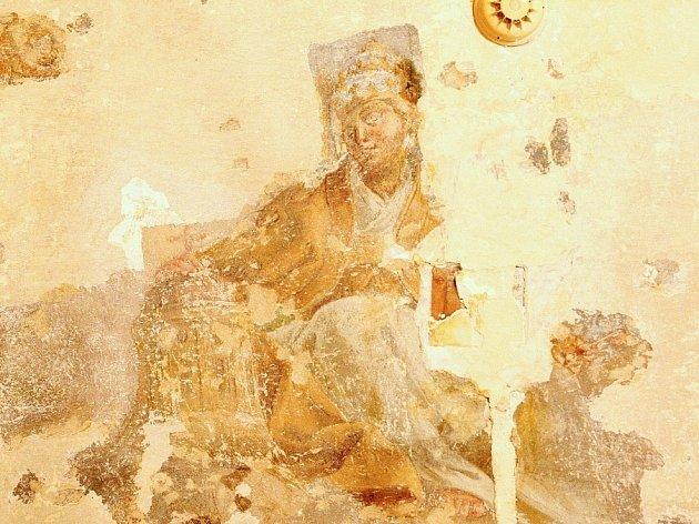 Místodržitelský palác v Brně ukrýval zachovalou ornamentální fresku, kterou odborníci označili za jedno z největších překvapení barokního malířství na Moravě.