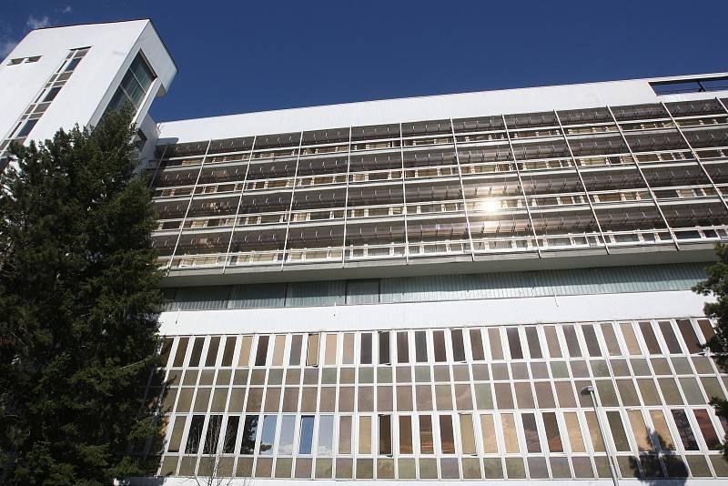 Fakultní nemocnice Brno v Bohunicích.