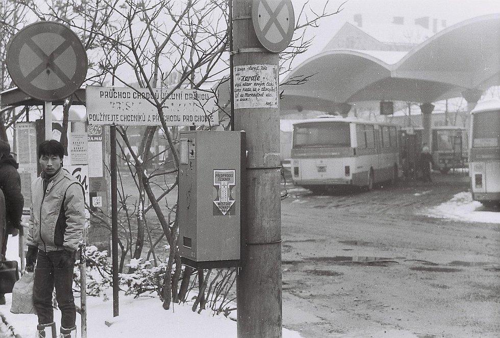 Před pětatřiceti lety zasáhla Československo vlna silných mrazů. V Brně bylo i mínus třicet stupňů Celsia.