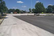Odpočívka Ladná na dálnici D2 bude otevřená od 29. června.