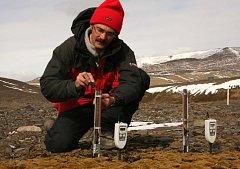 Polárníci na Antarktidě