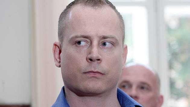Obžalovaný Roman Rosendorf.