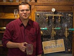 Nová výstava Žít pivo na hradě Špilberku. Návštěvníci se na ní seznámí s historií piva v Brně od pravěku až do současnosti.