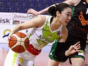Rumunská basketbalistka s korejskými kořeny Sonia Ursuová.