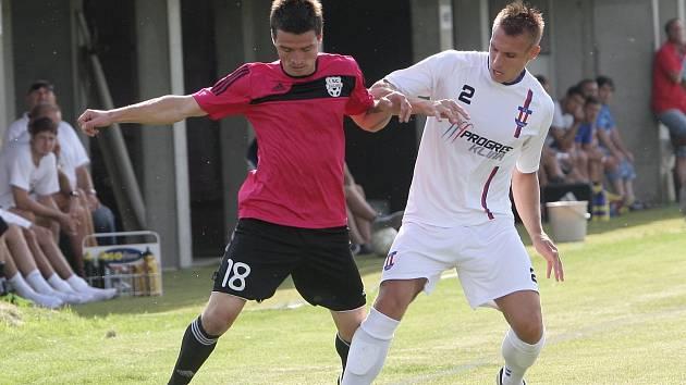 Fotbalisté Znojma postoupili přes Líšeň až na penalty.