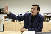 Bývalý vedoucí odboru dopravy brněnského magistrátu Vladimír Bielko.