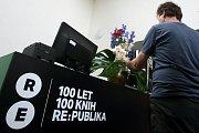 Festival RE:PUBLIKA se Slovanskou epopejí na brněnském výstavišti.