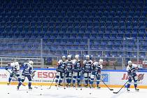 Hokejisté Komety zatím v této sezoně zůstávají za očekáváním.