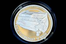 K památkám UNESCO, které jsou zvěčněny na platinových mincích, se přidala i brněnská vila Tugendhat.