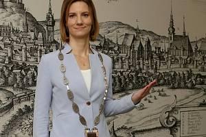Brněnská primátorka Markéta Vaňková