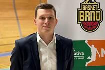 Filip Jimramovský rezignoval na funkci generálního manažera mmcité1 Basket Brno.