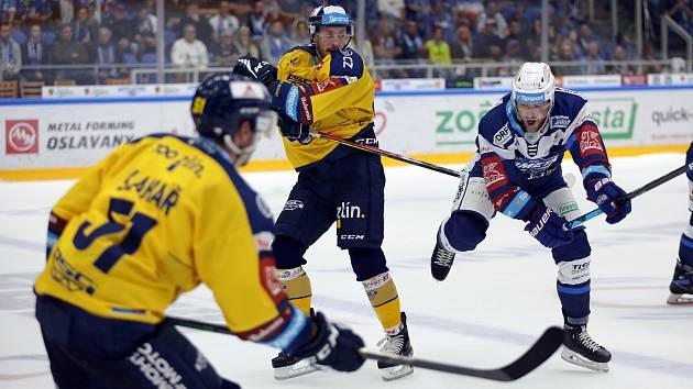 Hokejisté Komety nasbírali v úvodních pěti kolech sezony sedm bodů.